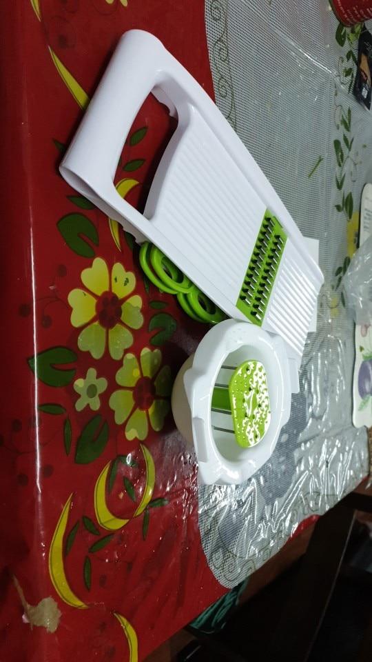 Blade Kitchen Spiral Vegetable Slicer Peeler photo review
