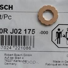 F00RJ02175 BOSCH Кольцо уплотнительное MAN: TGS 18.320 FAC, FHLC/18.320 FAK