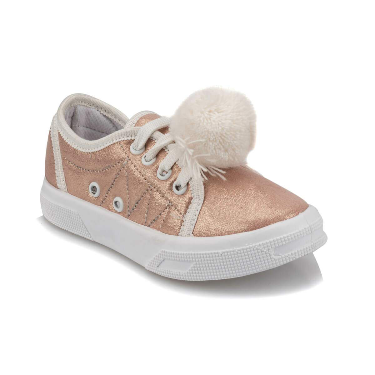 FLO 92.511771.P Powder Female Child Casual Shoes Polaris