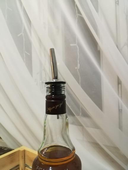 Tappo Olio Bottiglia dosatore