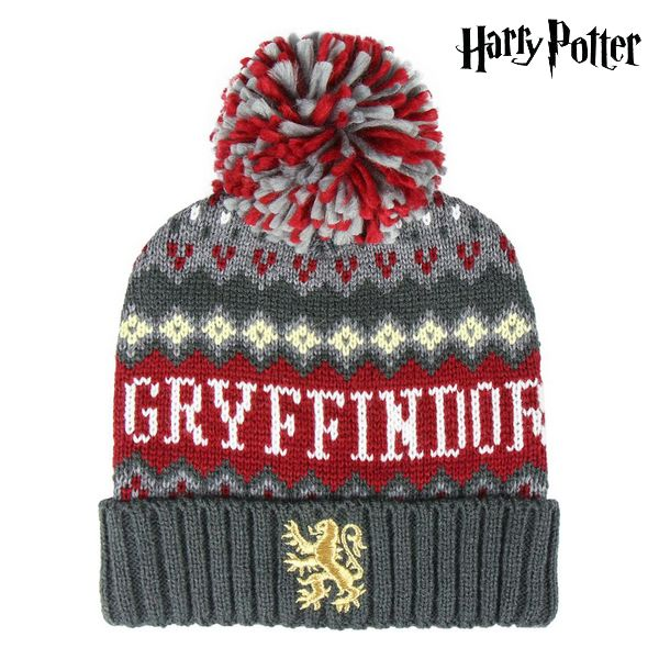 Sombrero Gryffindor de Harry Potter Grey