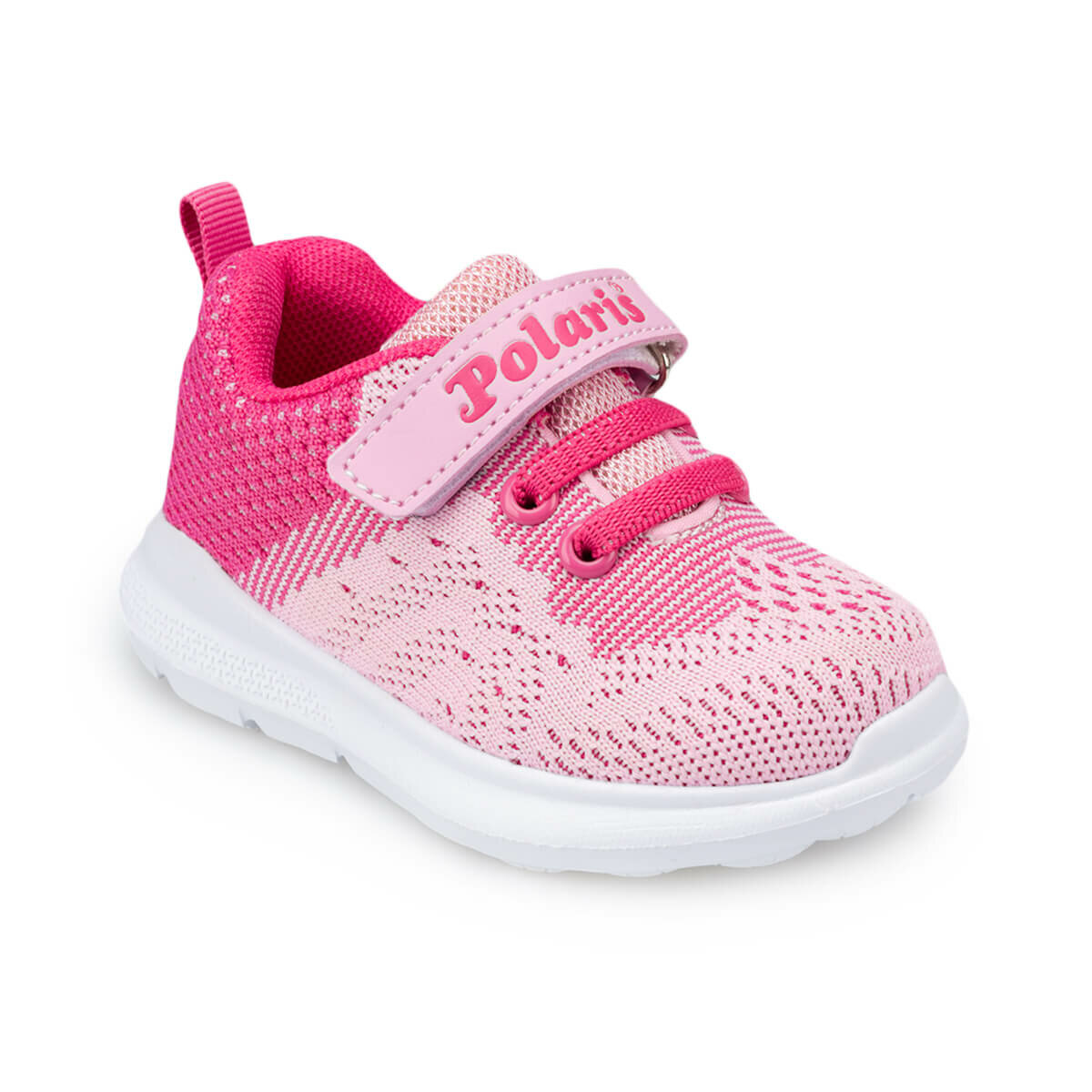 FLO 91. 511028.B Pink Female Child Shoes Polaris|Sneakers| |  - title=