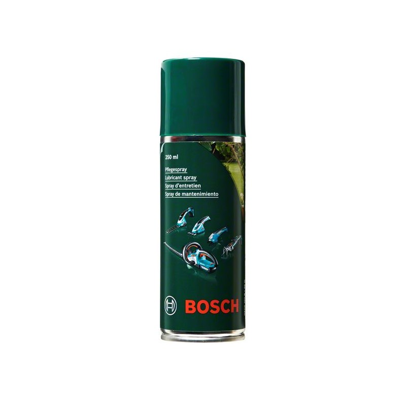 Bosch accessories Spray maintenance title=