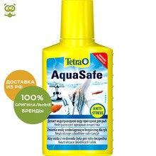 Tetra AquaSafe кондиционер для подготовки воды аквариума, 100 мл