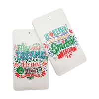 Lot 10 Batteries Portable Power Bank frases 4000 mAh in Cash Box Gift Details and gifts for weddings, christening suits, communions