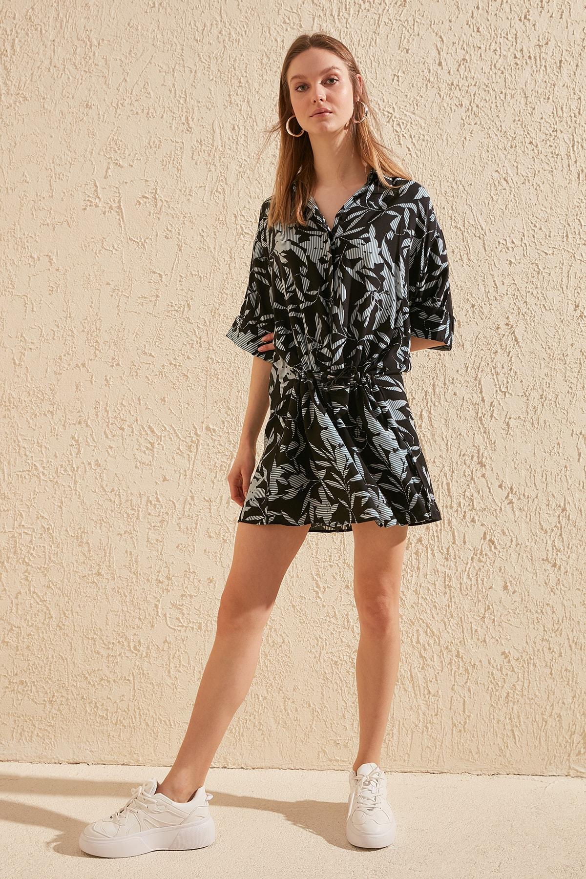Trendyol Shirt Dress TWOSS20EL1230