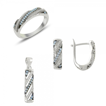 Silver 925 Sterling Micro Setting Set