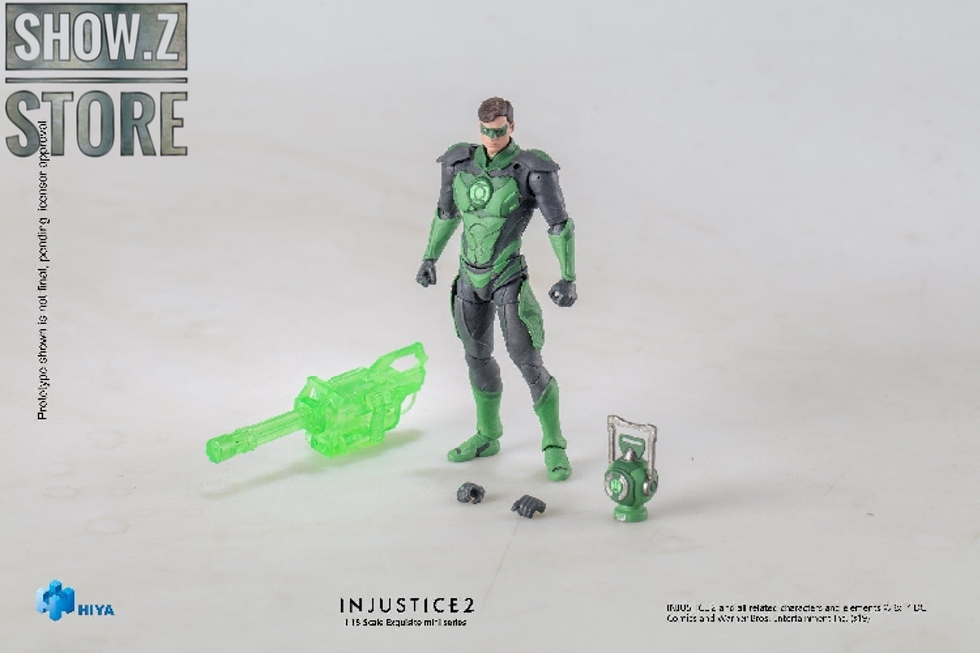 Show, Exclusive, Injustice, Hiya, Figure, Action