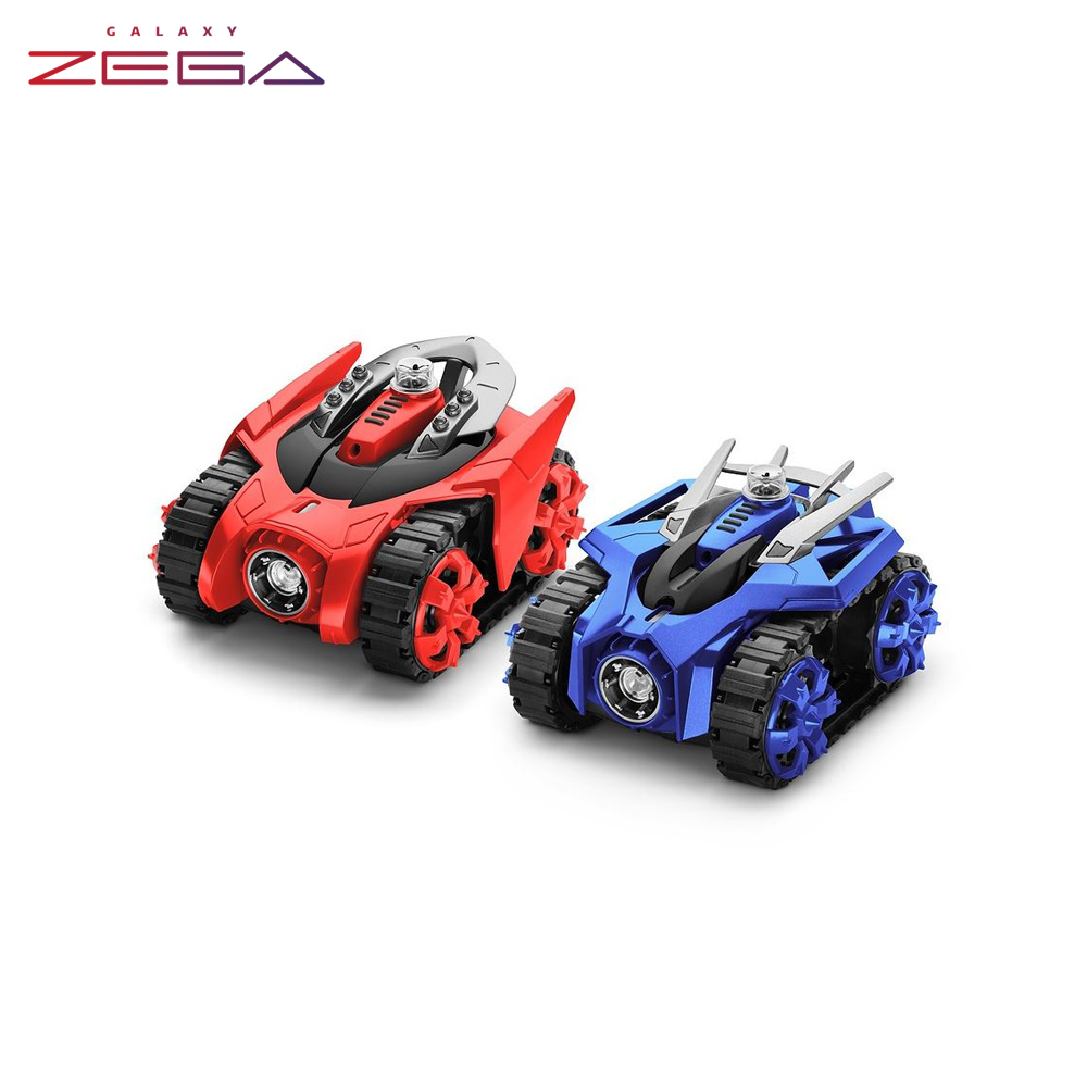 LEO & GONDAR set of 2th tank-machines, brand Galaxy ZEGA