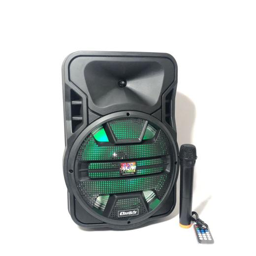 Портативная акустическая система OM & S OM-S12 Профессиональная активная звуковая система.