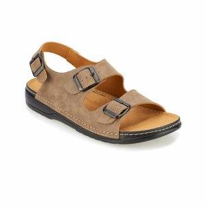 FLO ALEPPO Sand Color Male Sandals KINETIX