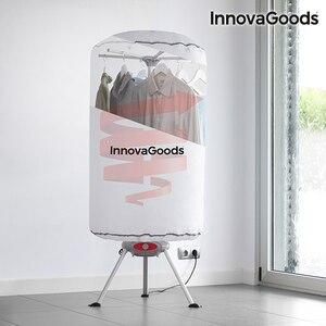 InnovaGoods Roupas Portáteis Secador 1000W Branco