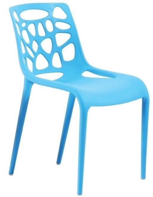 Chair EDEN, Polypropylene Sky Blue *