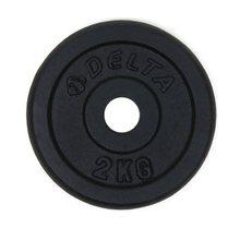 Pesos do disco do haltere 2 kg para o equipamento crossfit do levantamento de peso da aptidão barbell gym força muscular exercício barbell