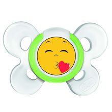 Chicco physio comfort smile 6-12 month 1 pcs()