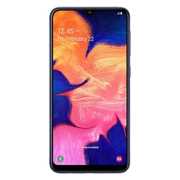 Перейти на Алиэкспресс и купить Samsung Galaxy A10 2 ГБ/32 ГБ синий с двумя SIM-картами A105