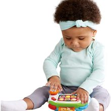 CEFA animal control, imitation toy, lights and sound, from 9 months, child, baby, English and Spanish