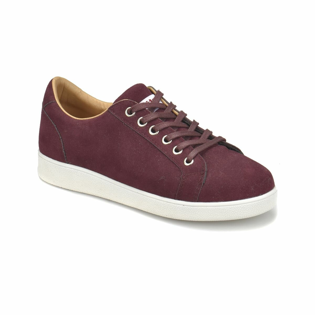 FLO MAYA Burgundy Women 'S Shoes KINETIX
