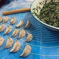 韭菜猪肉饺子(杂粮面)的做法图解4