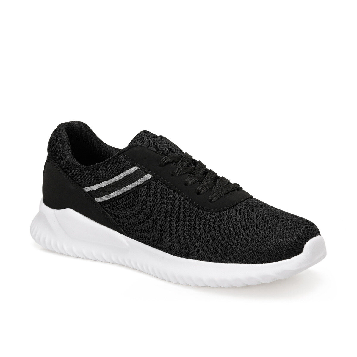 FLO MARSEL Black Men 'S Running Shoe Torex