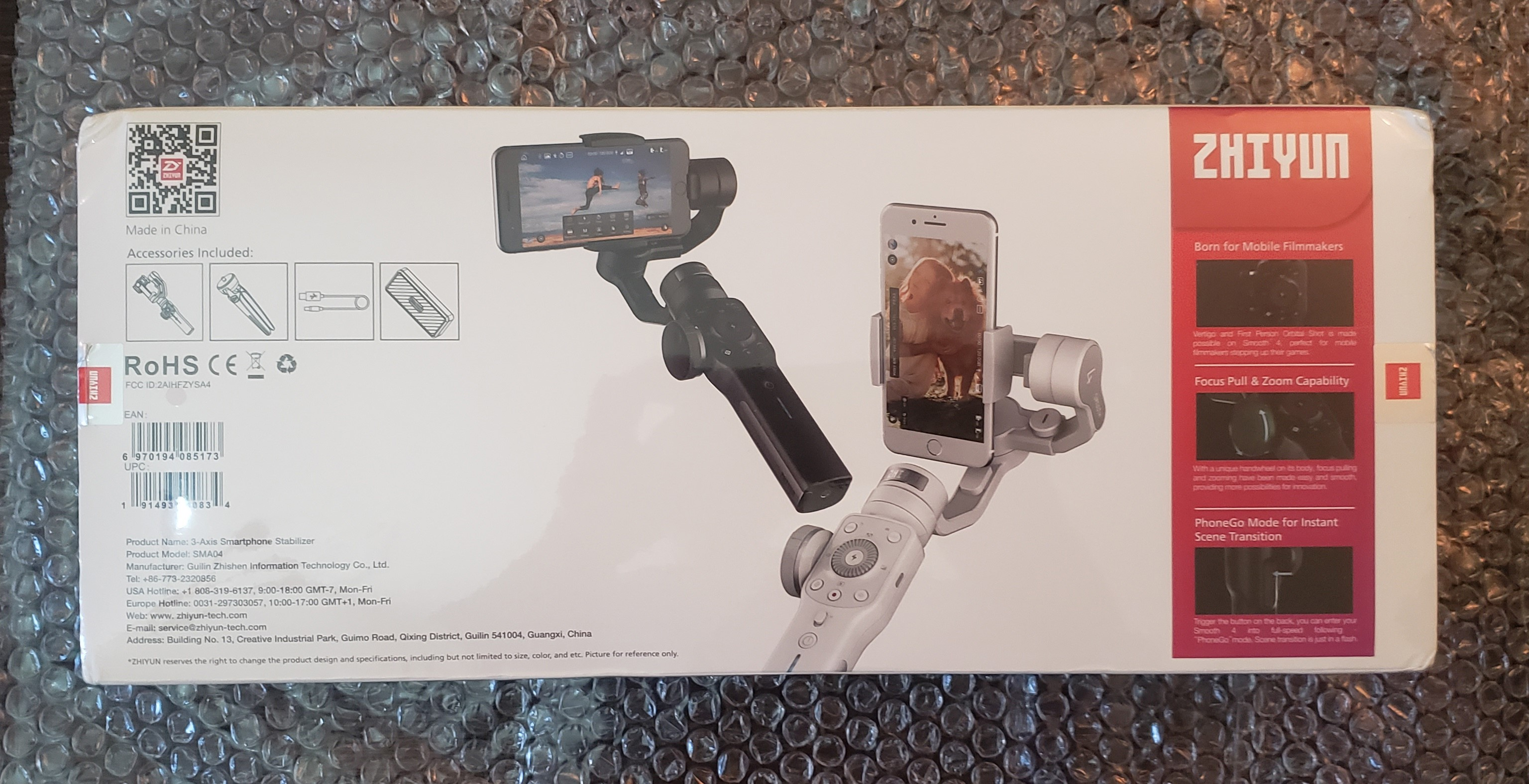 ZHIYUN Official Smooth 4 3 Axis Handheld Phone Gimbal Stabilizer for Smartphones iPhone XS 11 HUAWEI Xiaomi Samsung Galaxy|stabilizer phone|stabilizer handheldstabilizer 3-axis - AliExpress