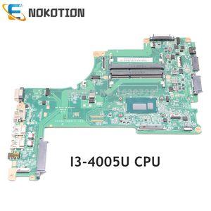 NOKOTION A000296030 DA0BLIMB6F0 MAIN BOARD For Toshiba Satellite L50-B L50D-B laptop motherboard SR1EK i3-4005U CPU