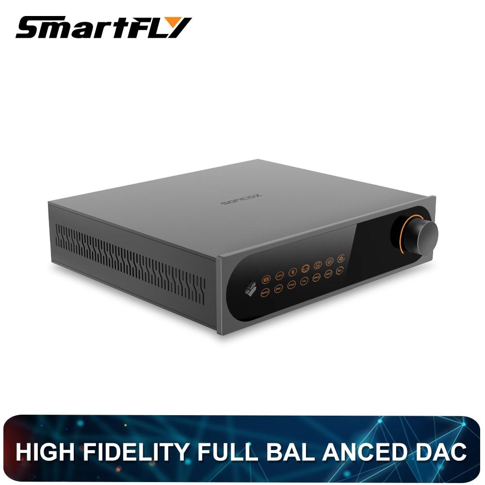 Tüketici Elektroniği'ten Dijital-Analog Dönüştürücü'de SGD1 hi res ses dijital Analog dönüştürücü denge HiFi DAC çip ES9038Q2M ES9311 32bit/768kHz DSD512 W preamplifikatör uzaktan title=