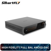 Soncoz SGD1 Hi Res Audio Digitale ad Analogico Convertitore Equilibrio HiFi DAC Chip di ES9038Q2M ES9311 32bit/768kHz DSD512 Preamplificatore