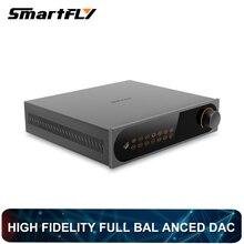 Soncoz SGD1 היי Res אודיו דיגיטלי לאנלוגי ממיר איזון HiFi DAC שבב ES9038Q2M ES9311 32bit/768kHz DSD512 מגבר קדם
