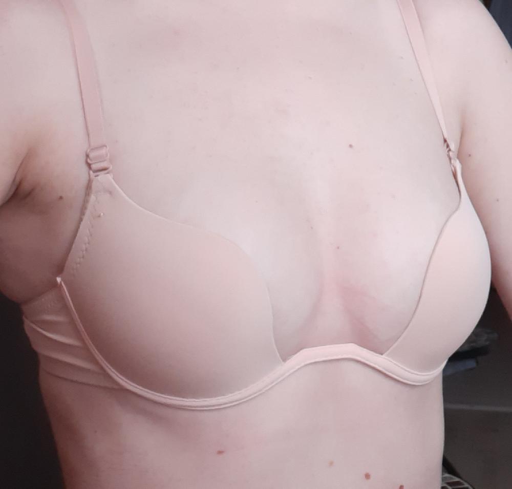 Women's Deep Low Cut Bra