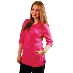 Халат для парикмахерской Aleria розовый халат ALERIA Розовый Фуксия Размер L