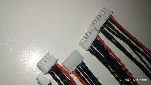-- Bateria conector Balanceador