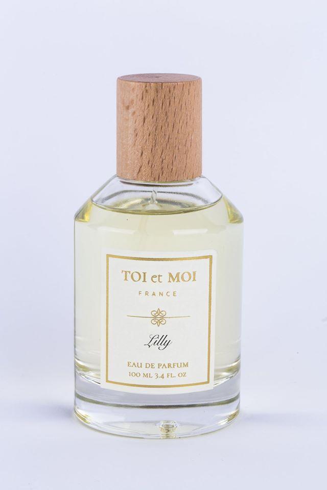 Toietmoi Lilly  Eau De Parfume By Toietmoi Women Parfum For Women 100 ML 3.4 FL. OZ