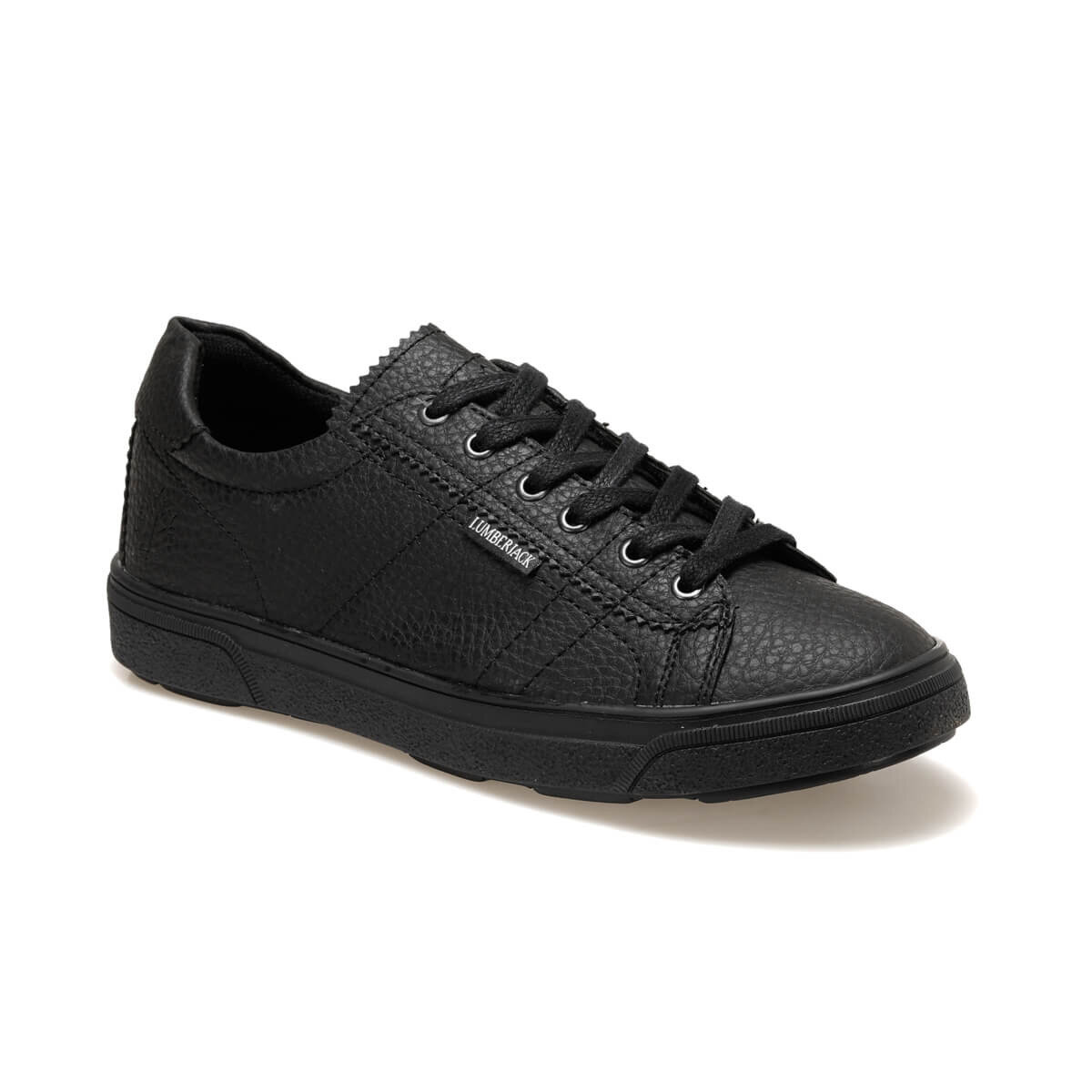 FLO BUSIA 9PR Black Men 'S Sneaker Shoes LUMBERJACK