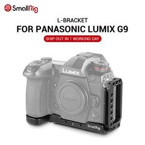 Image 1 - SmallRig G9 L BracketสำหรับPanasonic Lumix G9 กล้องLจานด่วนสำหรับขาตั้งกล้องMonopodsแนบ 2191