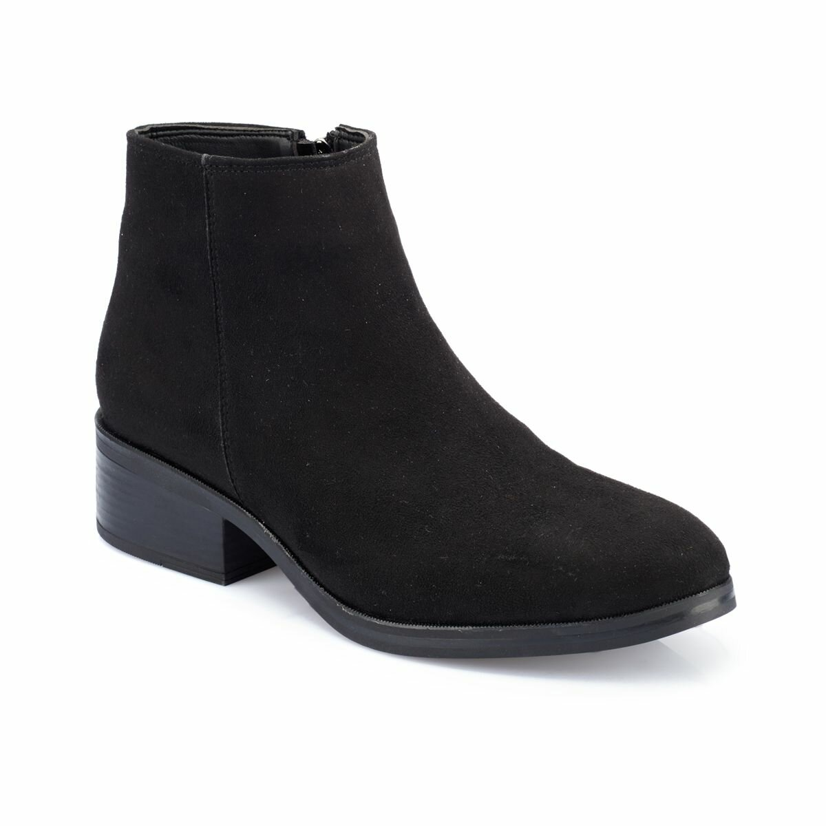 FLO 82.312270SZ Black Women Boots Polaris