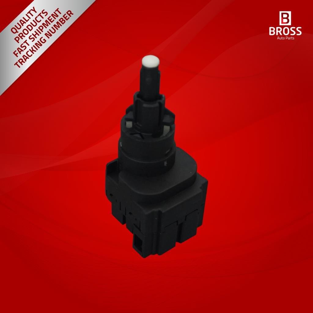 Bross BDP613 przełącznik nożny światła hamowania czarny 6Q0945511 dla. V.W. A. u. d. i S. k. o. d. a S. e. a. t
