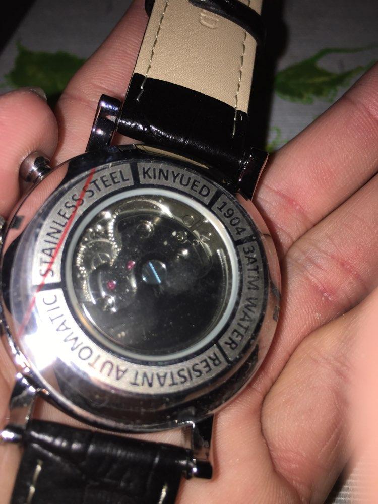-- Dwaterproof Tourbillon Relógios