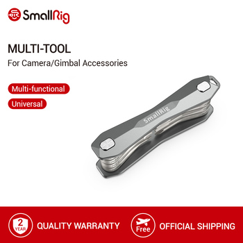 SmallRig-Juego de destornilladores plegables con llaves Allen, accesorios para cámara y cardán,...