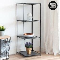 Oh moje domowe regały metalowe (4 półki)