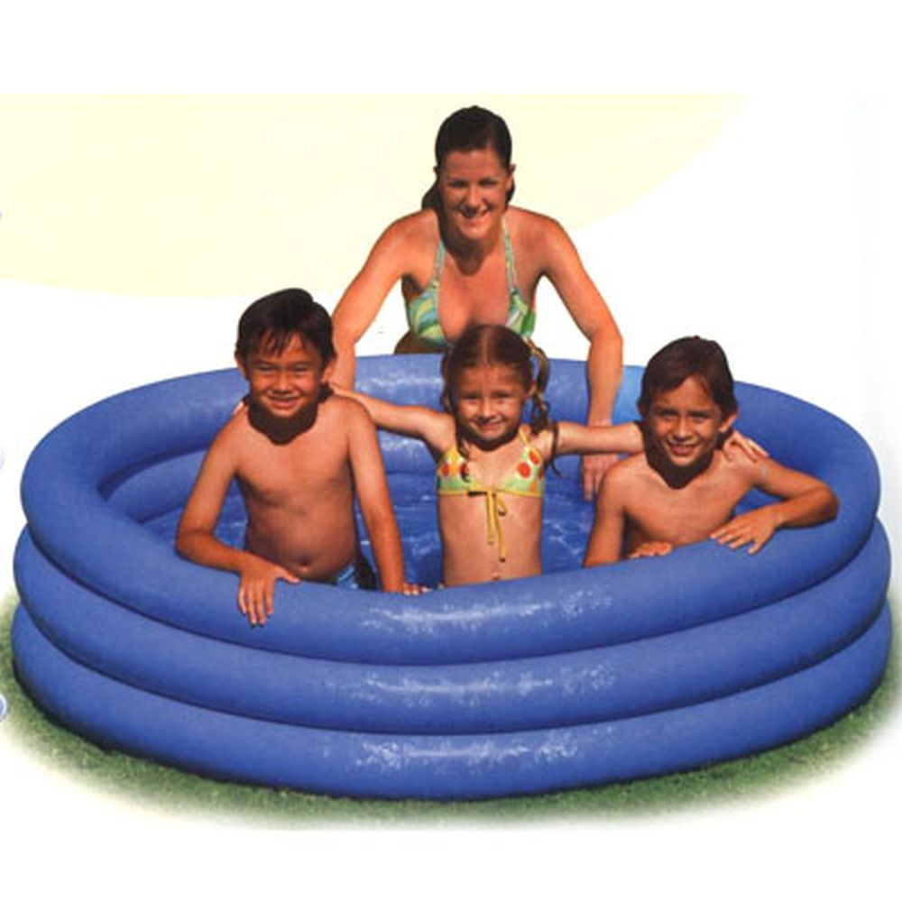 POOL FOR CHILDREN, INFLATABLE, STRONG, INTEX 147x33 Cm