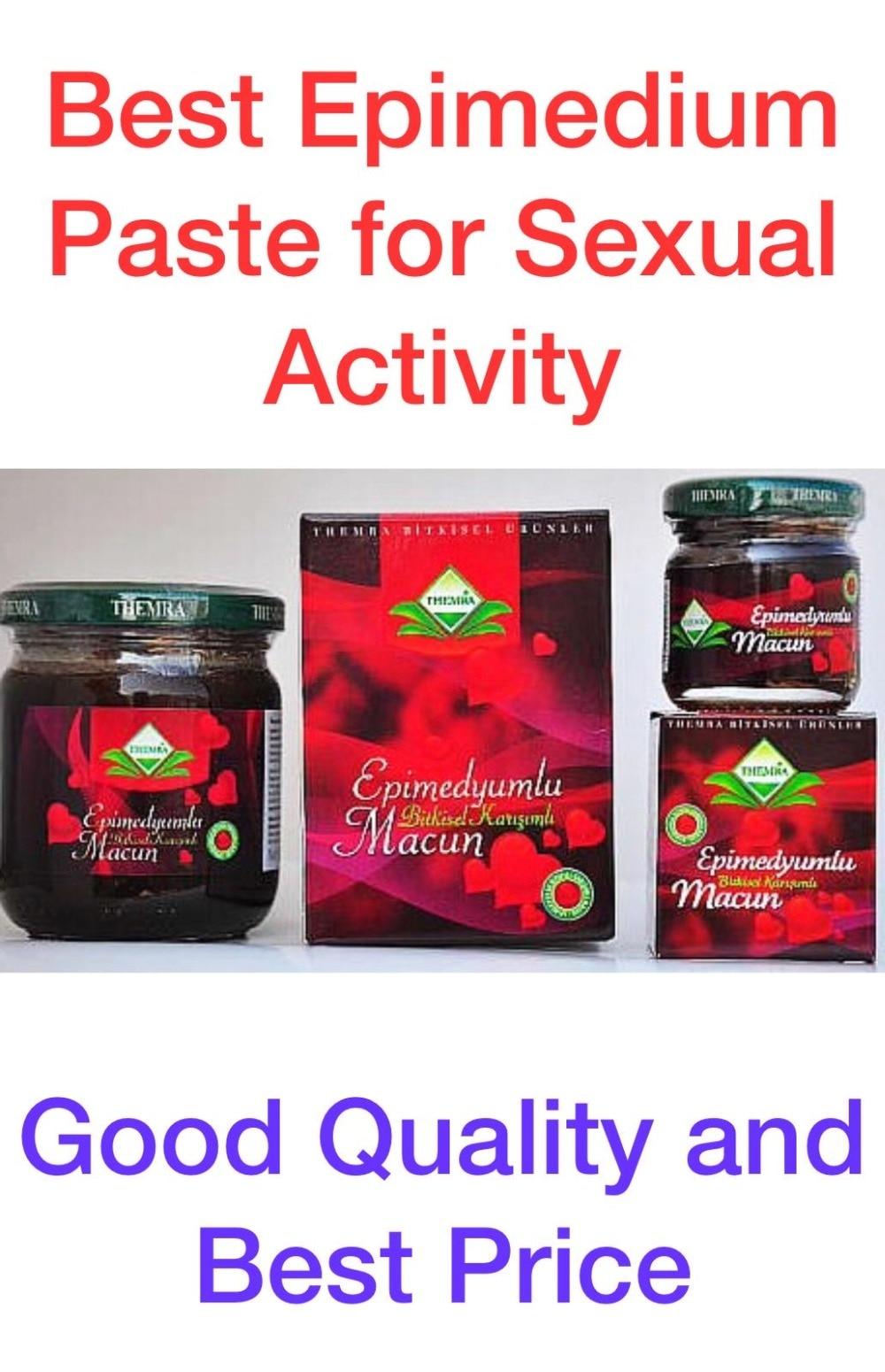 Türkish Horny Goat Epimedium Gingseng Men Afrodisiak Themra Organics Viagra