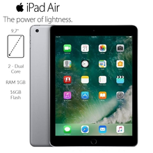 Apple iPad Air A1474 A7 1 ГБ 16 ГБ 2048x1536 WiFi Space grey