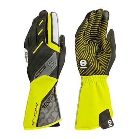 Sparco guanti Movimento Kg-5 Tg.13 giallo