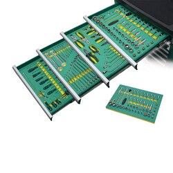 SATA 95208S für Werkzeuge. Trays (set) 103пр. Für werkzeuge. Trolley. praktische multi-funktion werkzeuge Set