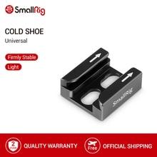 """Adattatore per slitta fredda SmallRig con due pieghe sicure compatibile per accessori per fotocamere universali con filetti da 1/4 """" 1960"""