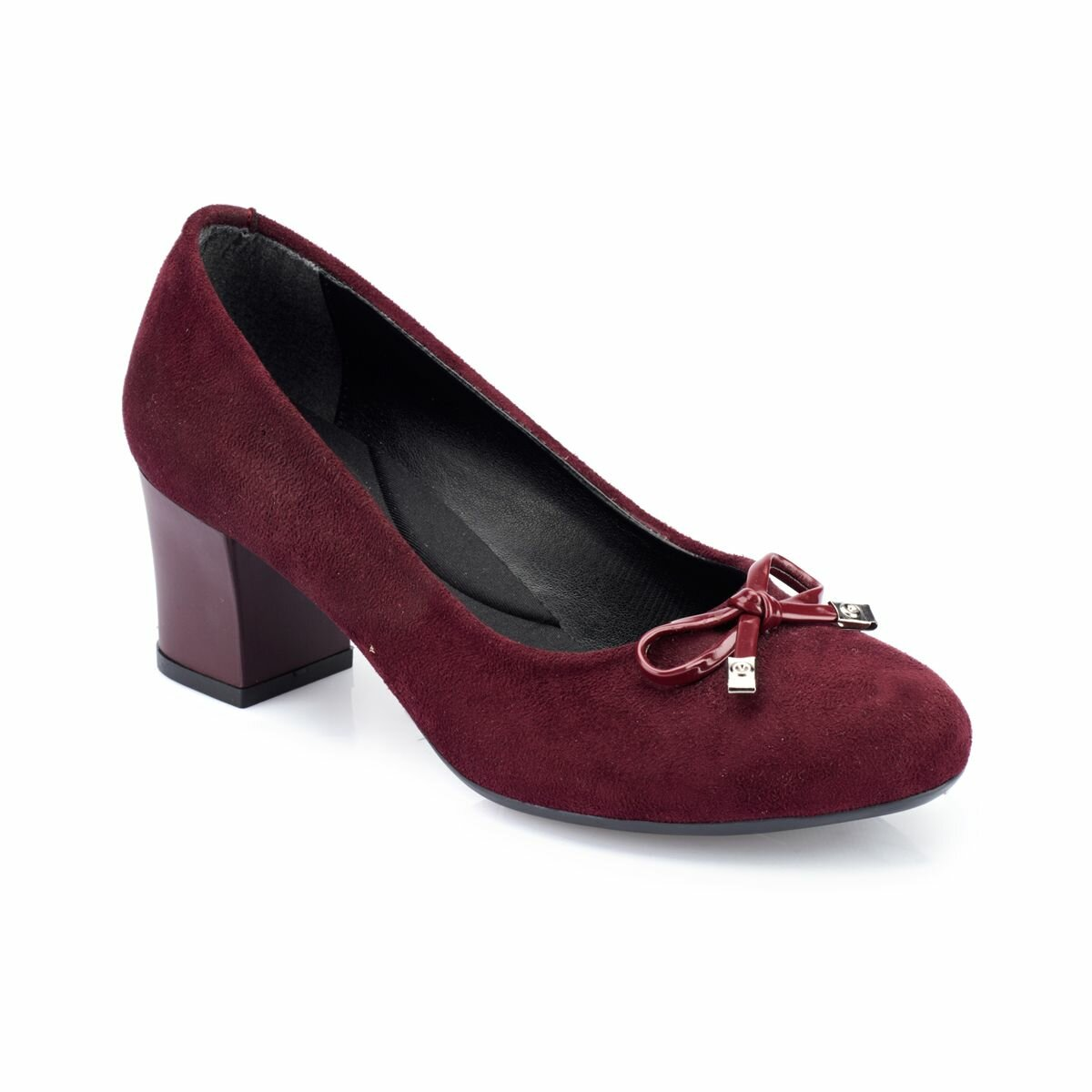 FLO 82.312086SZ Burgundy Women Gova Shoes Polaris