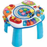 Developing table WinFun letter piano