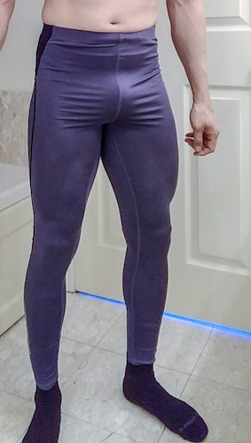 Men's Compression Pants for Gym photo review