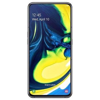 Перейти на Алиэкспресс и купить Samsung Galaxy A80 8GB/128GB черный двойной SIM